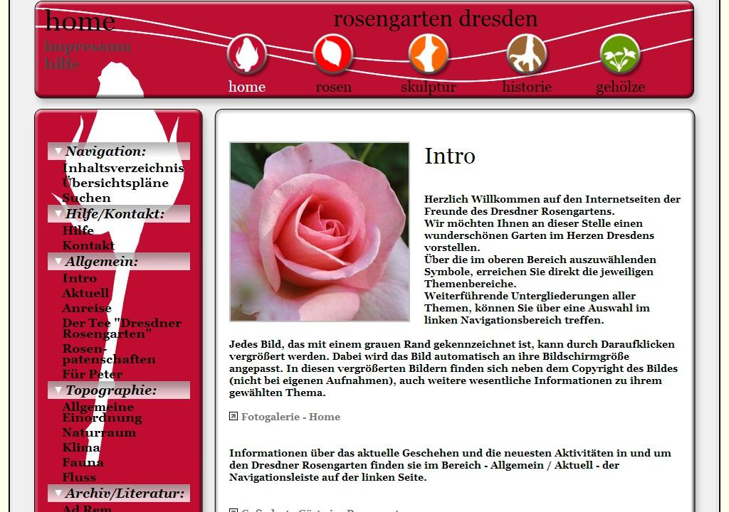 Vorschau: Dresdner Rosengarten