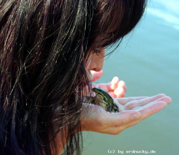 Foto: Der Kuss